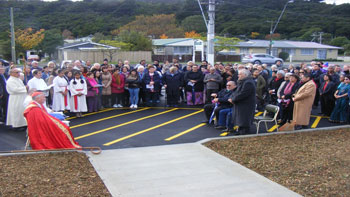 NZ Church reopening 350